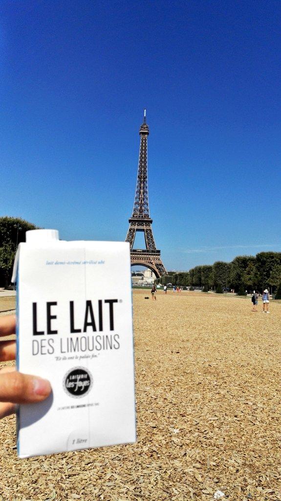 Le Lait Laiterie Les Fayes à Paris