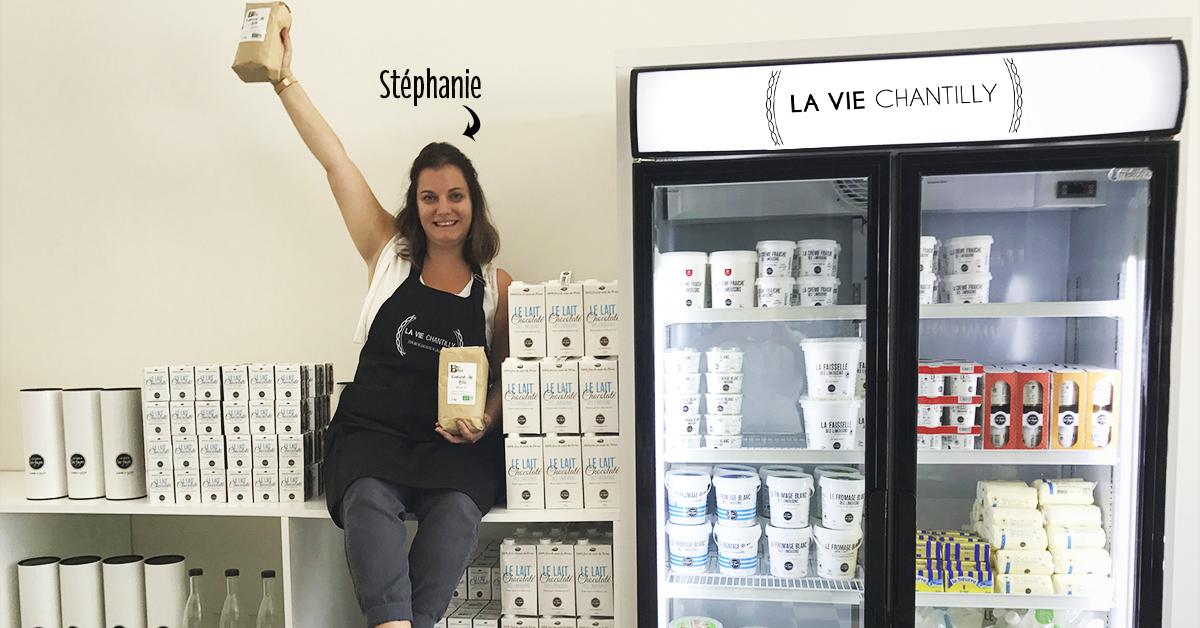Vente produits Laiterie Les Fayes