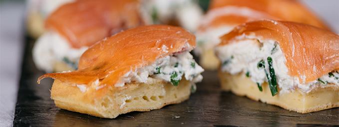 Recette du Limousin tartare de Val de Vienne en pancake