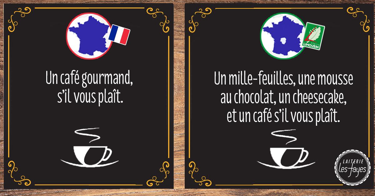Un café gourmand ? Non plutôt 3 desserts et un café s'il vous plait